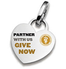 Partner with us and Give Now